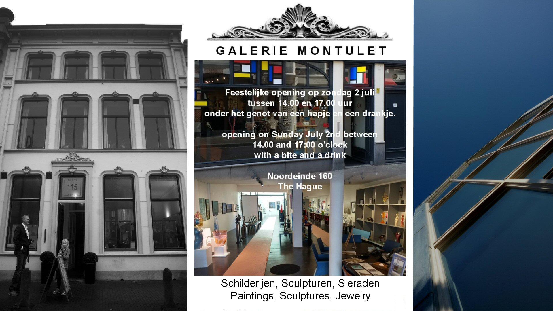 Galerie Montulet-eindscherm-noordeinde